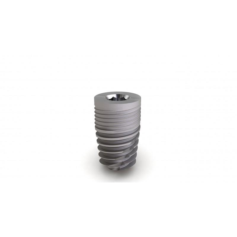 Implant Axis Ø6 L10mm