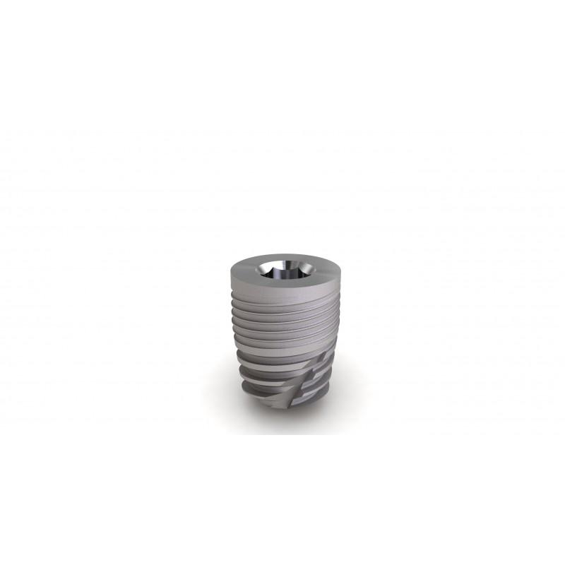 Implant Axis Ø6 L8mm