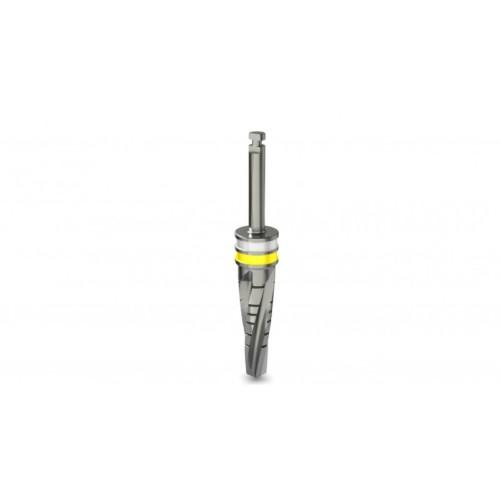 Foret conique pour implant (3.9/5.4mm)