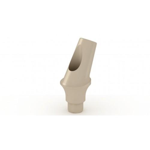 Pilier provisoire angulé 25° H3mm