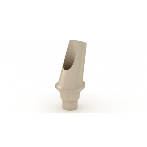 Pilier provisoire angulé 15° H2mm