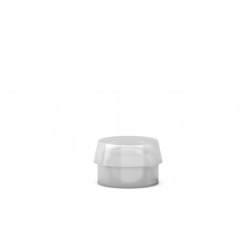 Capsule plastique standard pour attachement boule