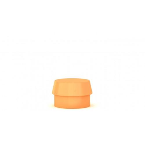 Capsule plastique souple pour attachement boule