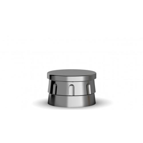 Capsule titane pour système attachement boule